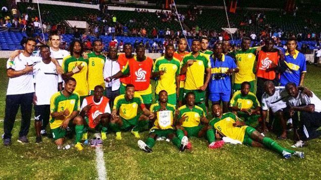 French Guiana football team