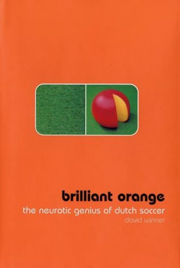"""I wanted to be provocative. I wanted it to be quirky and unusual and to ensure it looked at football in a different way,"" Brilliant Orange's cover designer Will Webb told FourFourTwo. It succeeded."