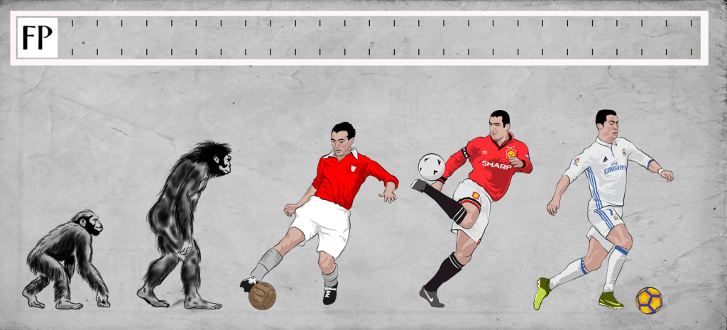 The Search for Football's Missing Link: The Evolution of Dribbling – Part 1