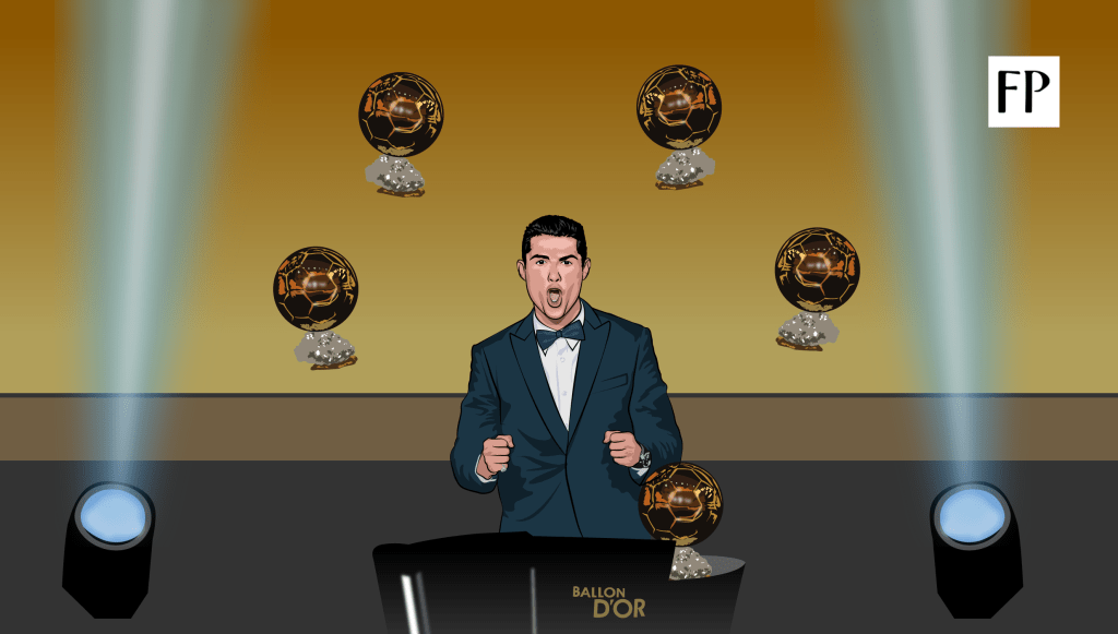 The Ballon d'Or gala: Signifying football's pathetic lust for Hollywood