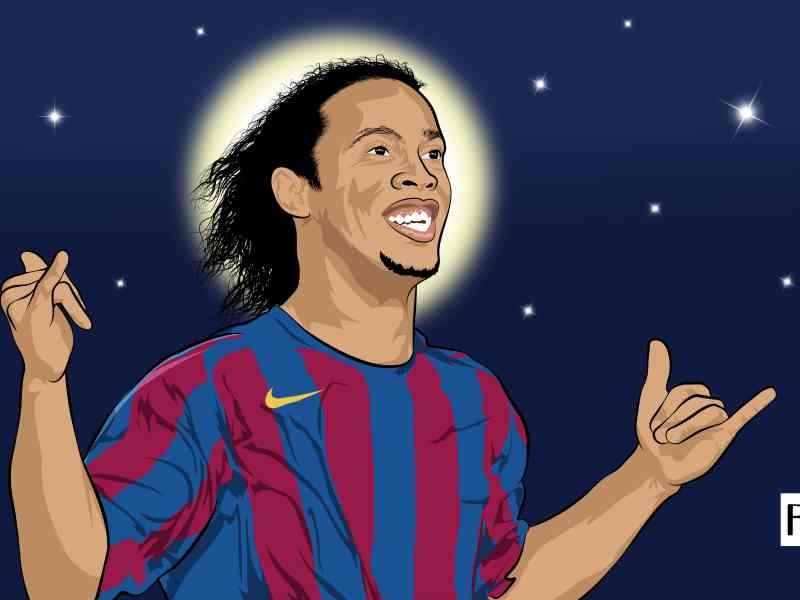 Obrigado, Ronaldinho: Bidding farewell to the king of good times