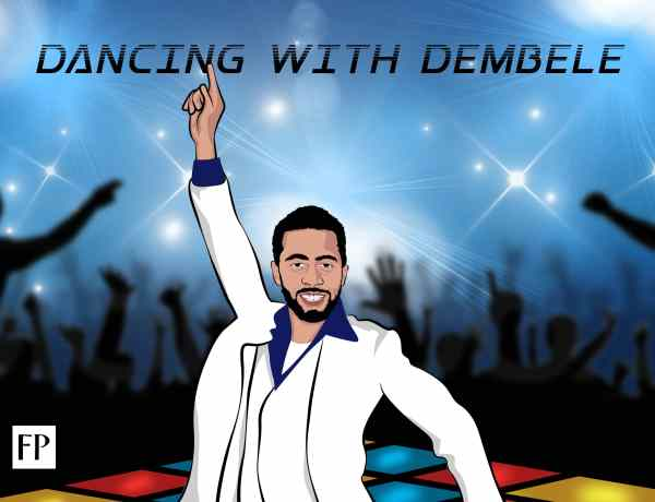 Dancing with Dembele: An Alternative Match Report