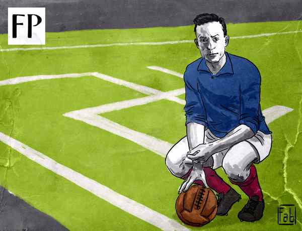Captain, Leader, Nazi Collaborator - Alexandre Villaplane, Football's First French Villain