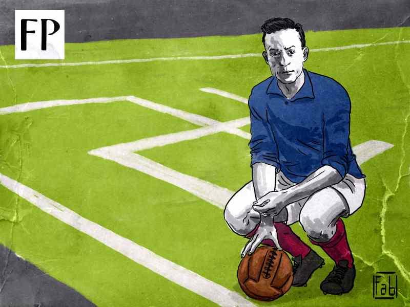 Captain, Leader, Nazi Collaborator - Alexandre Villaplane, Football's First French Villain