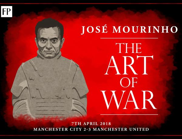 The Art of Ambush with José Mourinho - An Alternative Match Report