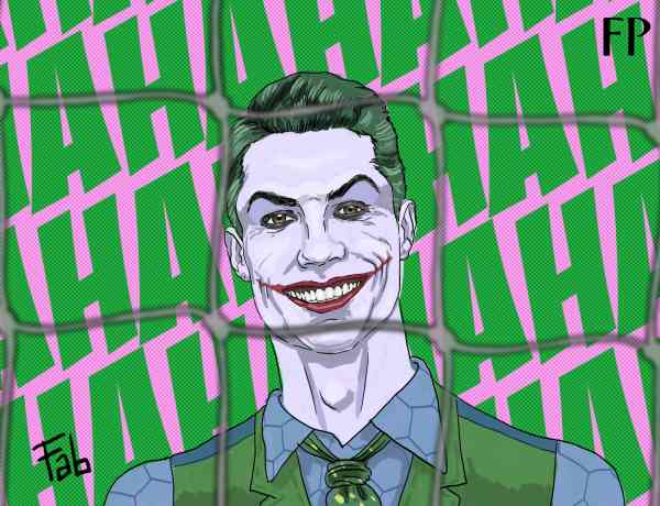 Football's Finest Supervillain - Cristiano Ronaldo Hijacking Messi's Glory