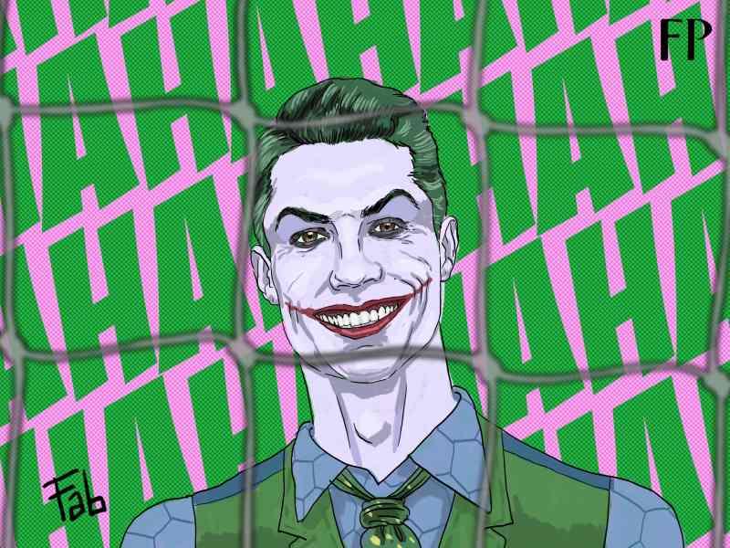 Football's Finest Supervillain - Cristiano Ronaldo Hijacking Messi's Glory