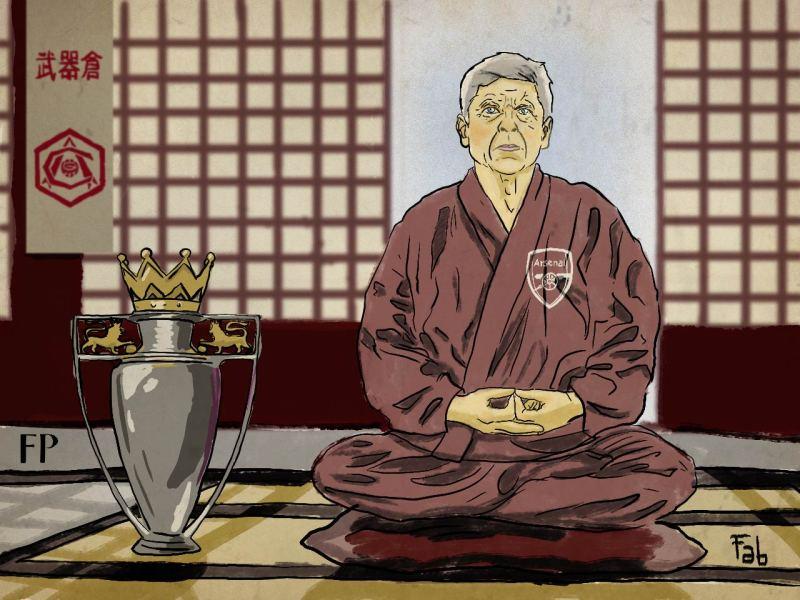 Arigato, Arsène Wenger - The Portrait of a Sensei