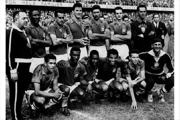 Brazil, 1958
