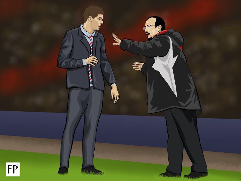 The partnership with Benitez that could shape Steven Gerrard as a manager