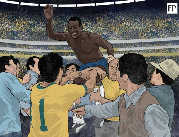 When football reached its pinnacle: The story of Brazil at Mexico '70