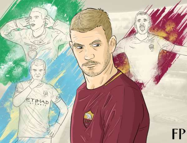 Good, but not quite elite: The story of Edin Džeko - Part 2