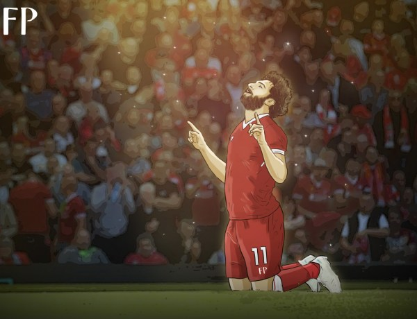 Mohammed Salah meant the world to Liverpool fans over the last year, almost like a messiah.