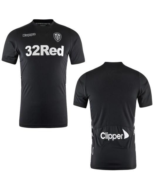 Leeds United 2017-18 Kappa Away Kit | 17/18 Kits ...