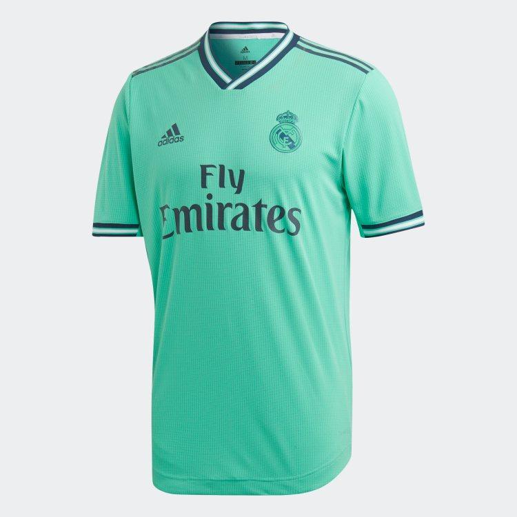 Real Madrid 2019-20 Adidas Third Kit | 19/20 Kits ...