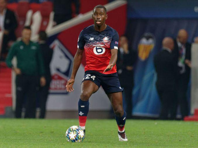 Lille star Boubakary Soumare