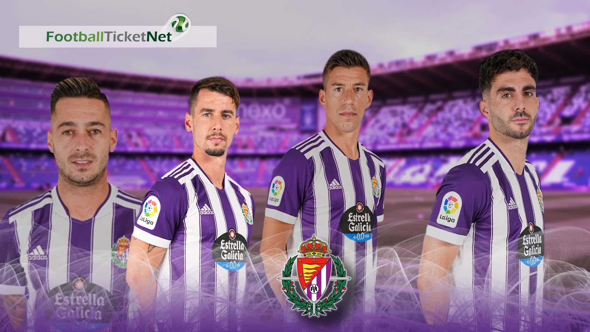 Arsenal vs tottenham hotspur tickets. Buy Real Valladolid Tickets 2020/21   Football Ticket Net