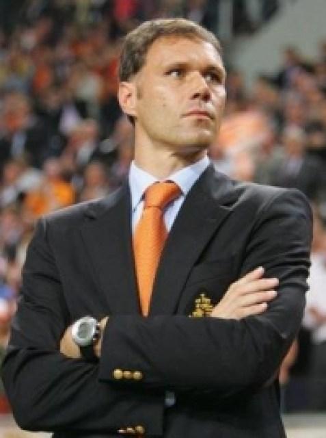 Image result for marco van basten coach