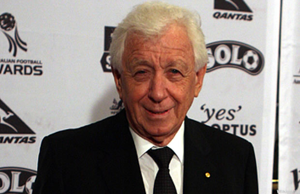 Football Federation Australia chairman Frank Lowy