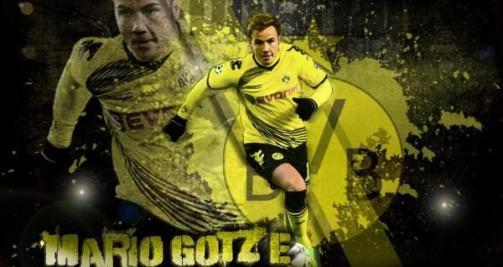 Gotze Borussia Dortmund