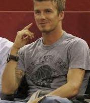 David Beckham favorite player of Sonakshi Sinha