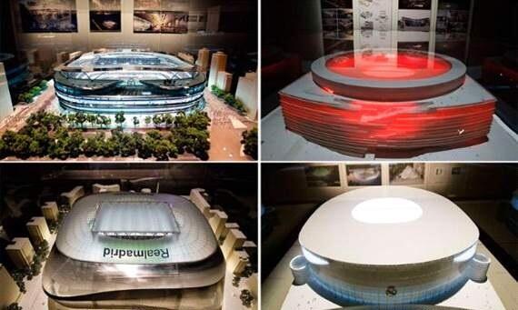Real Madrid New Stadium Capacity, Name, Design Details ...