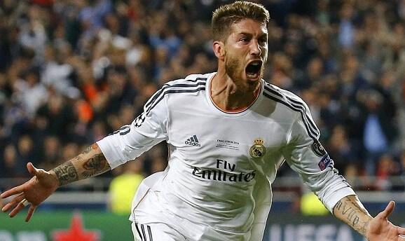 Real Madrid vs Atletico Madrid 2014 Champions League Final