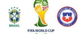 Brazil vs Chile 2014 Schedule telecast channels