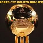 FIFA World Cup Golden Ball Winners