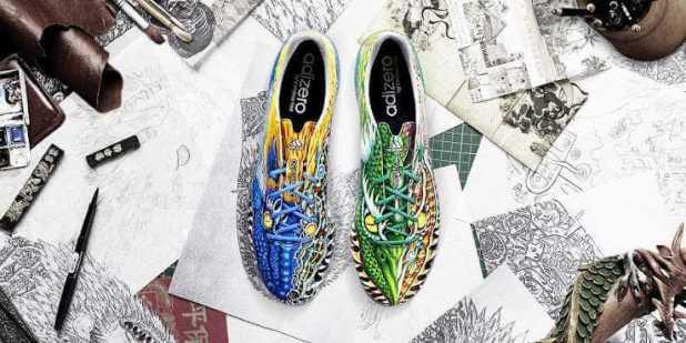 Adidas Adizero f50 Yamamoto 2014-15 boots