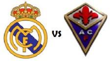 Real Madrid vs Fiorentina 2014 Time