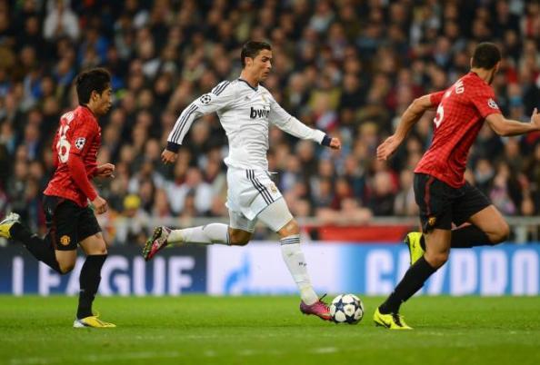 Real Madrid vs Man United Live Streaming