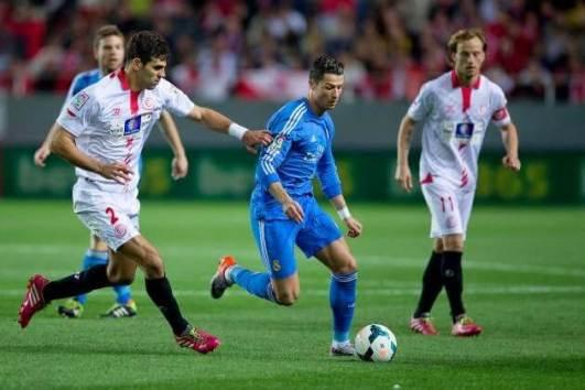 Real Madrid vs Sevilla FC 2014 free live streaming