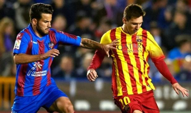 Watch Levante vs Barcelona Online live