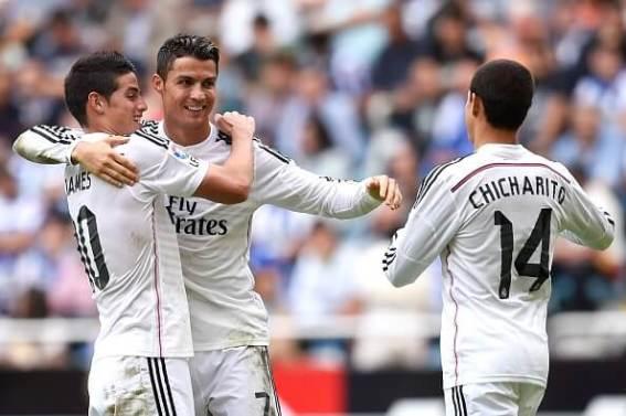 Real Madrid vs Barcelona 2014 Preview of La Liga