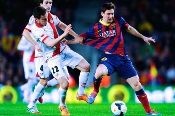 Watch Rayo Vallecano vs Barcelona Online live stream