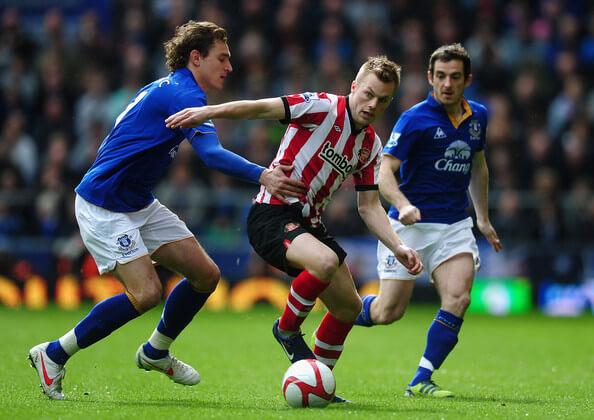 Sunderland vs Everton free live streaming