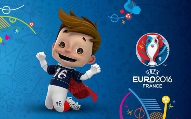 mascot of euro 2016