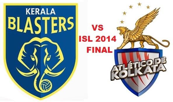 Kerala Blasters vs Atletico de Kolkata live streaming