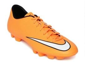 Nike Men Orange Mercurial Victory V HG-V