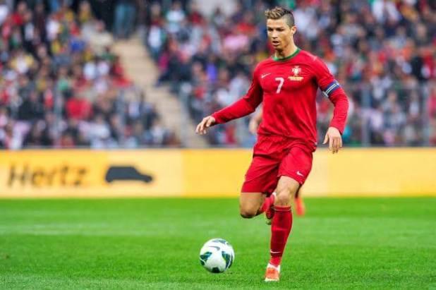 Ronaldo Portugal Jersey HD Wallpapers