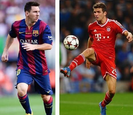 Barcelona vs Bayern Munich Head To Head Stats | All Matches