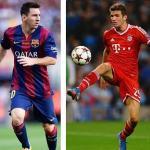 Barcelona vs Bayern Munich Head to Head