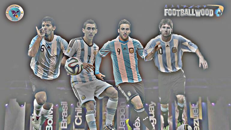 Argentina 2015 Copa America HD Wallpapers