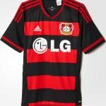 Bayer Leverkusen 2015-16 Home Kit