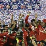 Copa America 2015 final match images