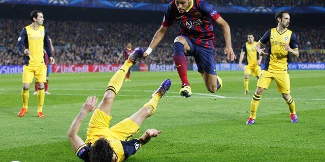 Atletico Madrid Vs Barcelona La Liga 2016-2017 IST Indian Time Live Stream and Telecast Channels