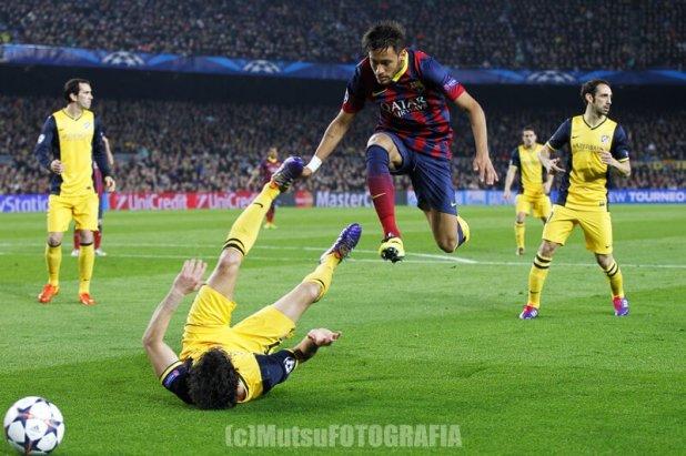 Atletico Madrid Vs Barcelona photo