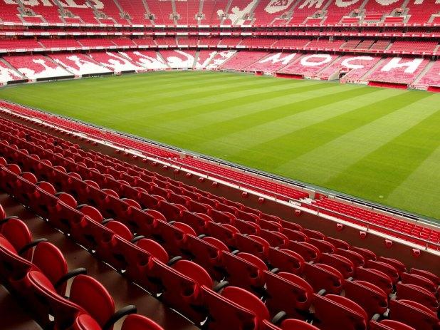 Estadio da Luz Lisbon photo