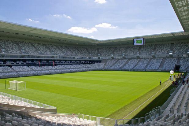 Nouveau Stade de Bordeaux photo